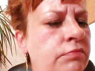 Older lesbians strap on plastic cock sexual intercourse