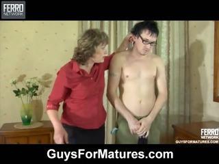 Emilia&Rolf naughty mature action