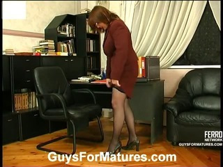 Laura&Sebastian raunchy mature video