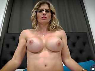 Mom wants my big Cock in her Ass - Cory Chase
