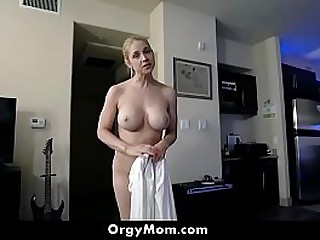 mom and son sex in BedRoom